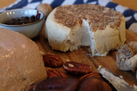FRAUXMAGE – Delicious Nutty Baked Cheese