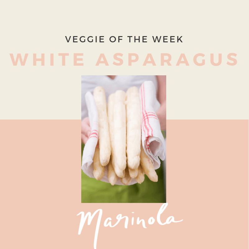 Vegan Flemish White Asparagus With Buckwheat Crepes Marinola