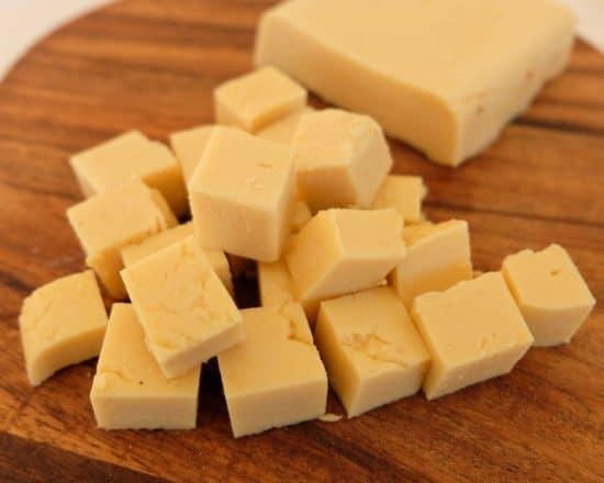 Panisse – Chickpea Tofu