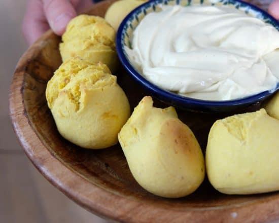 Amazing Pan sem Queijo – Brazilian Cheese Bread